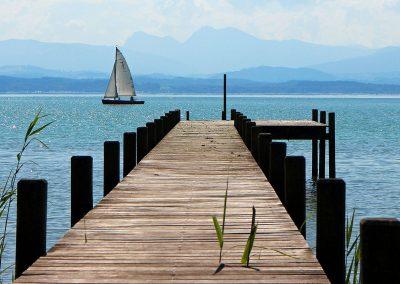Gönnen Sie sich Pflege und Entspannung während Ihres Besuchs oder Urlaubs am schönen Chiemsee